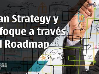 Lean Strategy y enfoque a través del Roadmap