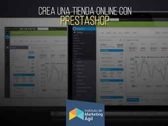 ¿Cómo crear una tienda online en Prestashop?