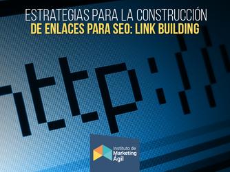 Estrategias para la construcción de enlaces para SEO local: Link Building