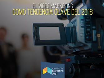 El Vídeo Marketing como Tendencia Clave del 2018