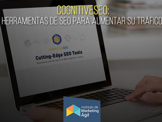 CognitiveSeo: herramientas de SEO para aumentar su tráfico