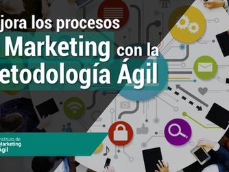 Mejora los procesos de Marketing con la Metodología Ágil