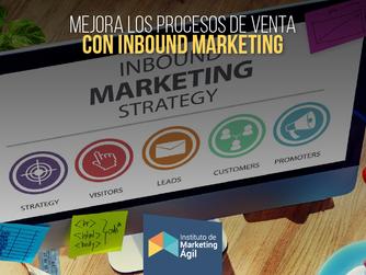 Mejora los procesos de ventas con Inbound Marketing