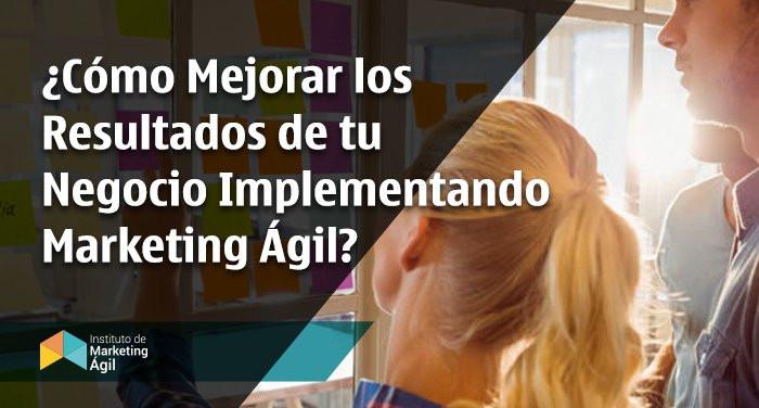 AMI - Mejora los resultados con marketing agil