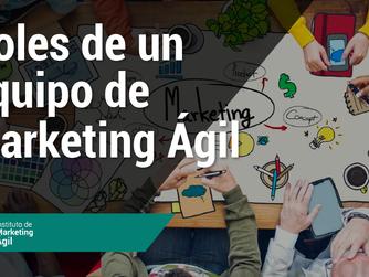 Roles de un equipo de Marketing Ágil