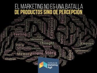 Ley de la percepción del marketing