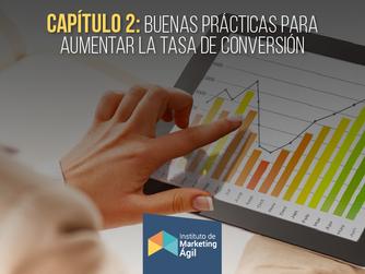 Capítulo 2: Buenas prácticas para aumentar la tasa de conversión