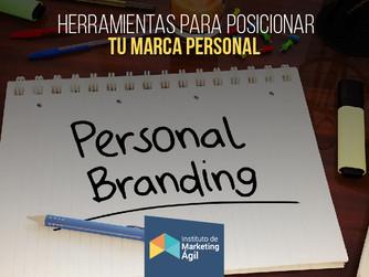 Herramientas para posicionar tu marca personal