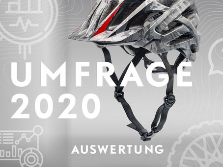 Auswertung der großen MTB Stuttgart (Mitglieder-)Umfrage