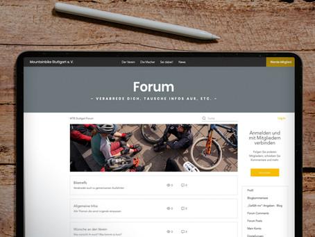 NEU: Forum