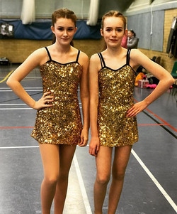 Well done to Cairo and Amelia for 3rd place in their first ever duet competition 👏👏