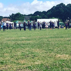 Well done to everyone who performed at Billingshurst Show today you were all amazing