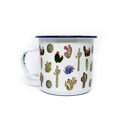 Peltre Mug - Cactus