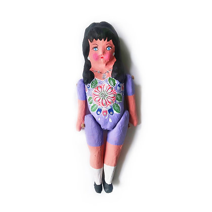 Lupitas - Paper Dolls - Lrg