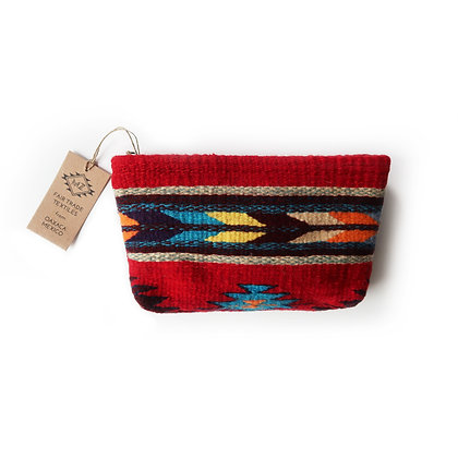 Arrow Clutch - Scarlet
