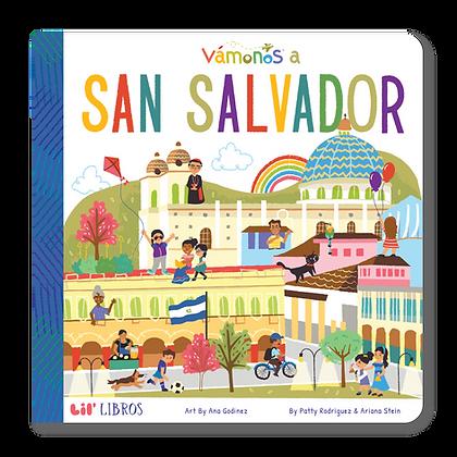 Vámonos a San Salvador