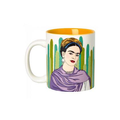 Frida Kahlo Cacti Mug