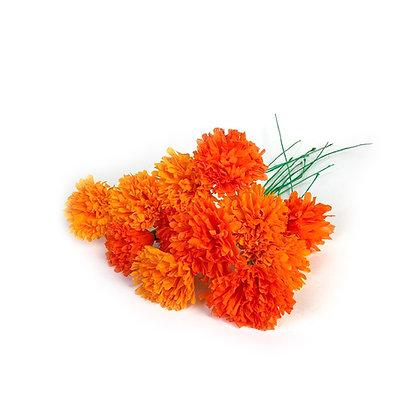 Cempasuchil Paper Flowers