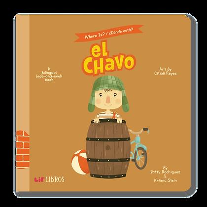 Where is/Donde esta El Chavo