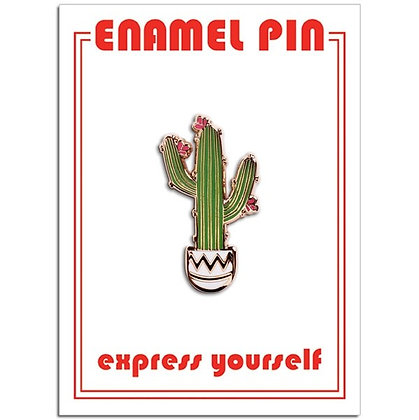 Cactus/Nopal - Enamel Pin