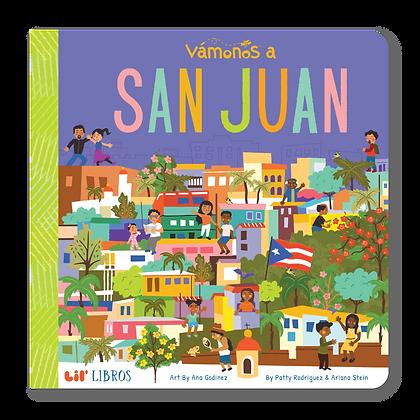 Vámonos a San Juan