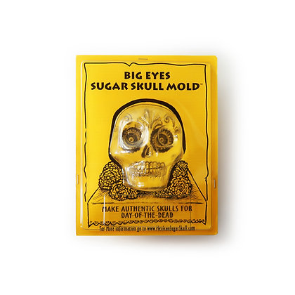 Sugar Skull Mold - X-Large