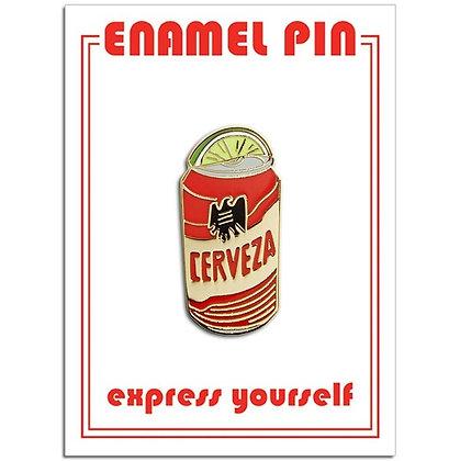 Cerveza - Enamel Pin