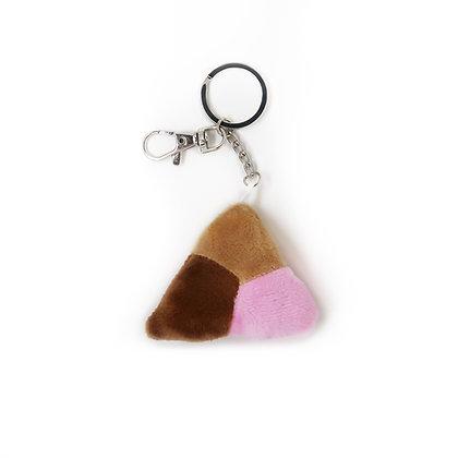 Payaso Pan Dulce Key Chain