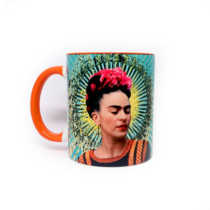 Ceramic Mug - Frida Halo