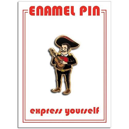 Mariachi - Enamel Pin