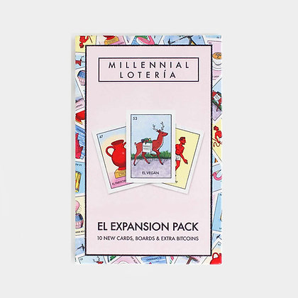 Millennial LoteríaEl Expansion Pack