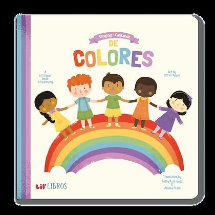 Singing/Cantando De Colores