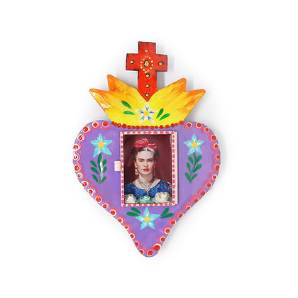 Frida Heart Nicho