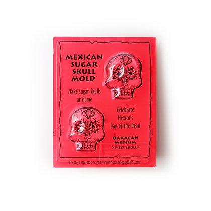 Sugar Skull Mold - Medium