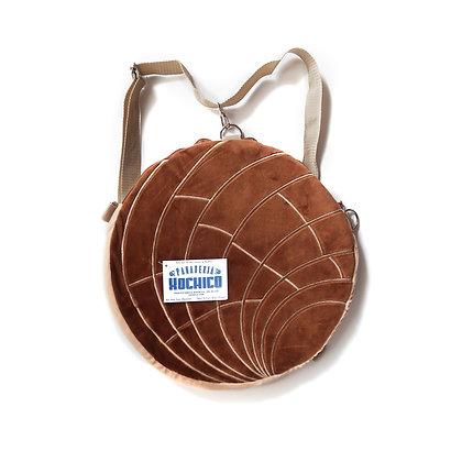 Chocolate Concha Combo Bag by Xochico