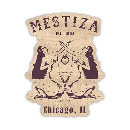 Mestiza Sticker