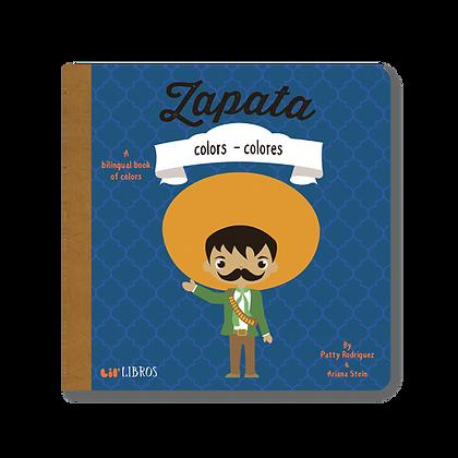 Zapata: Colors/ Colores
