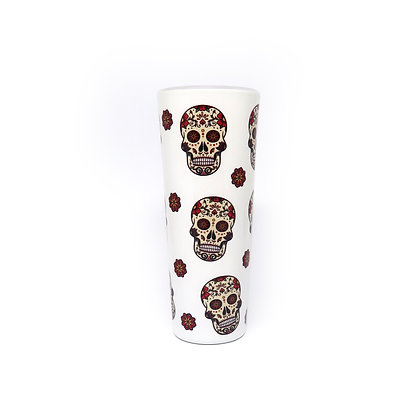 Shot Glass - Sugar Skull Design
