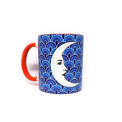 Ceramic Mug - La Luna