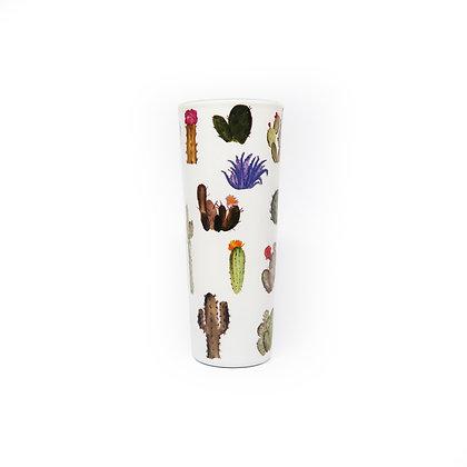 Shot Glass - Cactus Design