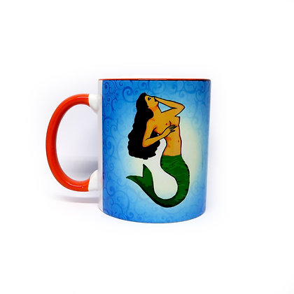 Ceramic Mug - La Sirena