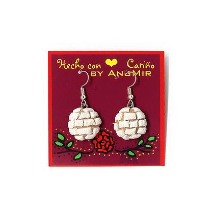 Concha Earrings by AngMir - Vanilla