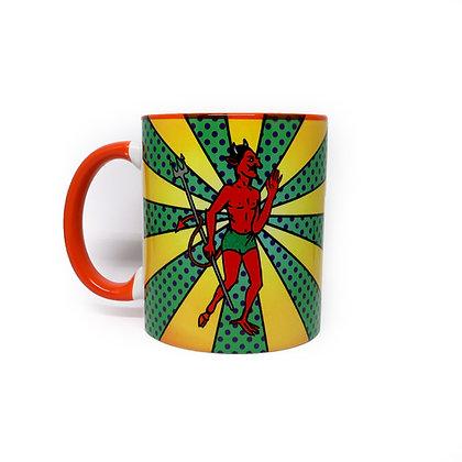 Ceramic Mug - El Diablito