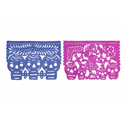 Day of the Dead - Papel Picado