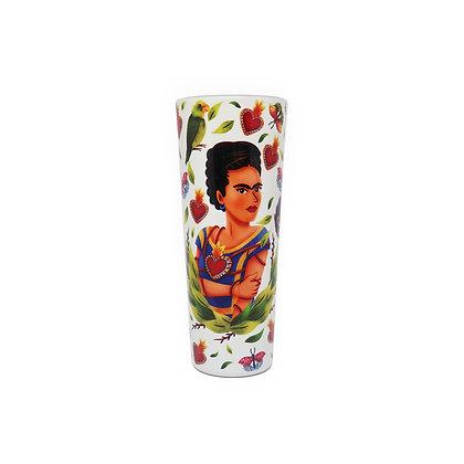 Shot Glass - Frida Hearts
