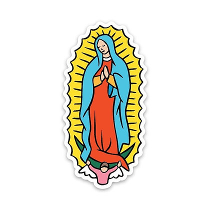 Guadalupe Sticker