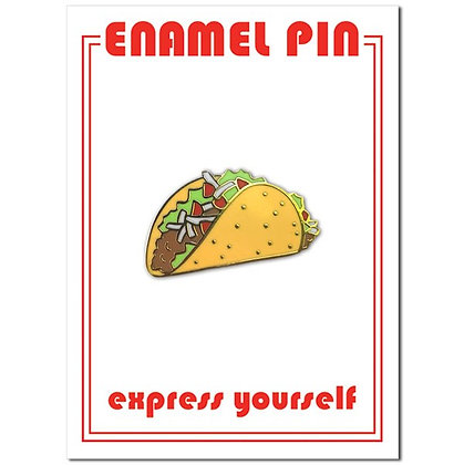 Taco - Enamel Pin