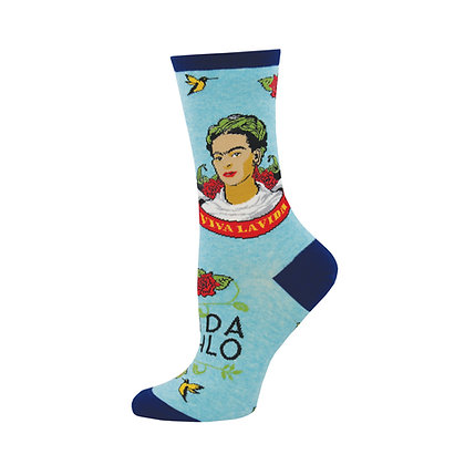 Frida Kahlo - Viva La Vida Socks - Women's