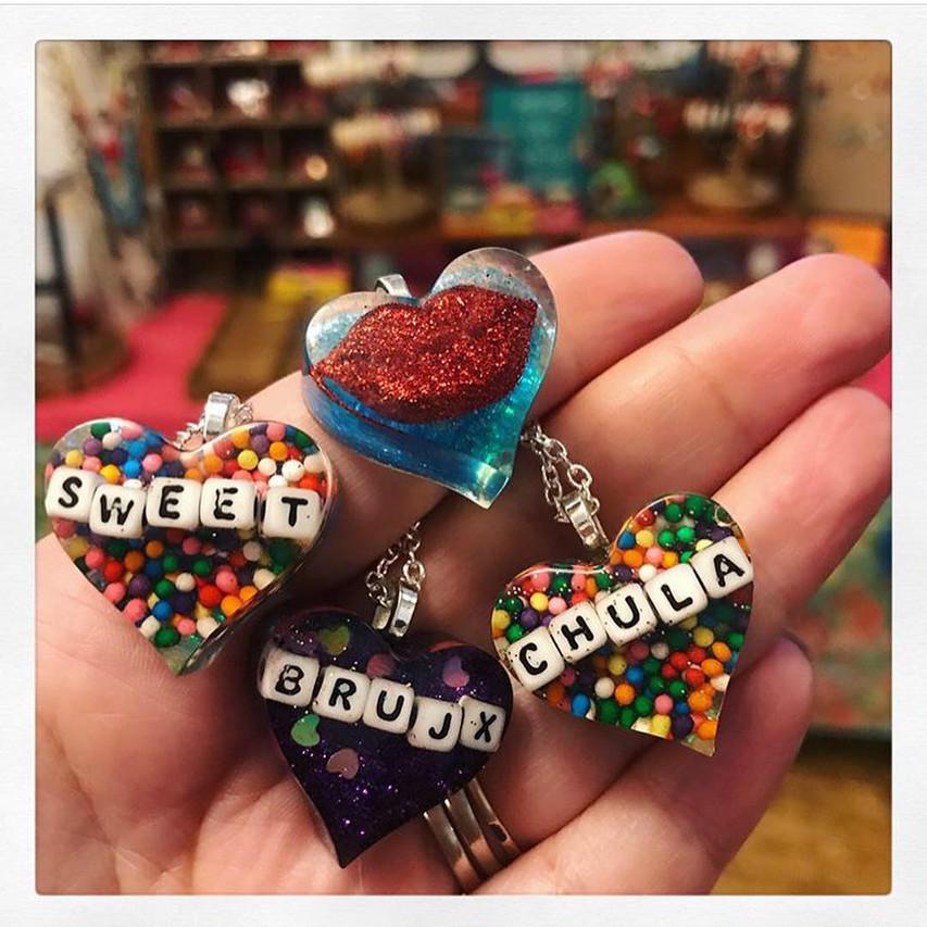 Hearts Necklaces