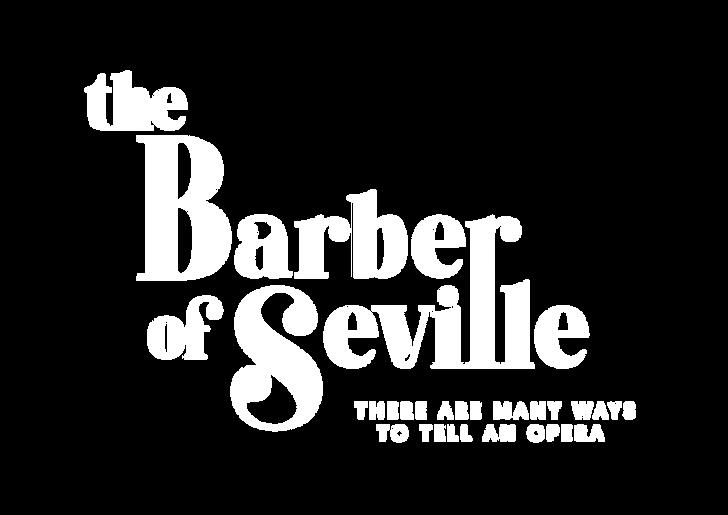 Plakat »The Barber of Seville«